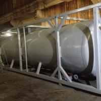 Продается танк-контейнер 40 футов б/у 39 куб.м.