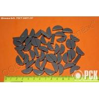 Шпонка ГОСТ 24071-97, сегментная