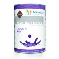 Светящаяся краска для ткани и текстиля AcmeLight Textile