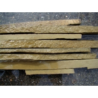 Песчаник серо-зеленый, соломка, 15-20мм