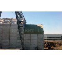 Брезентовые укрытия на строительные конструкции