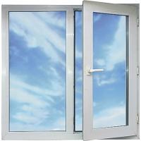 Пластиковое окно 1.3х1.4 м Novotex супер лайт
