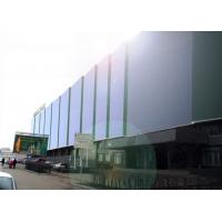 Структурное остекление фасадов BEZET