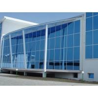 Остекление фасада ALUTECH Светопрозрачные конструкции от производителя