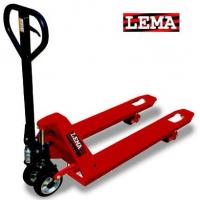 Тележка гидравлическая (рохля) LEMA LM 20-1150х550