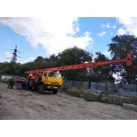 Копёр колёсный УГМК-12