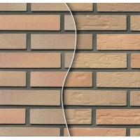 Фасадный клинкерный кирпич ЭкоКЛИНКЕР JANTAR (светлый, темный) коллекция Меланж