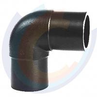 ОТВОД 90° литой (Спигот) DN 110 SDR11