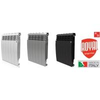 Биметаллические радиаторы отопления ROYAL TERMO BiLiner 500/80/87