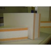 сэндвич-панель из стекломагнезитовых листов(СМЛ) Stronglayer Модуль-плита наружняя стеновая 2500*1200*170