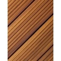 Террасная доска из натурального дерева (декинг) Magestik floor Кумару, кекатонг