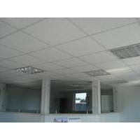 Подвесные потолки Армстронг Aqualine Потолочная панель 600*600*7,5 мм 4.32 кв.м (12 шт.)