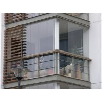 Безрамное остекление балконов и лоджий! HANSAglass