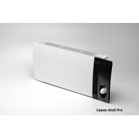 Медно-алюминиевый водяной радиатор конвективного типа Atoll Pro ISOTERM ПКН 407 Р