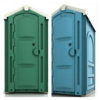 Мобильные туалетные и душевые кабины