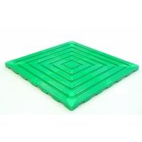 Модульные плиты ПВХ  Быстрая сборка.Надежный замок.Различные цвета.