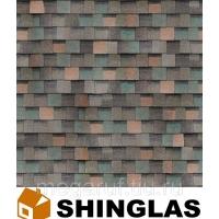 Гибкая черепица Shinglas Шинглас Джаз Барселона