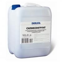 Гидрофобный акриловый грунт Derufa Silicon-грунт