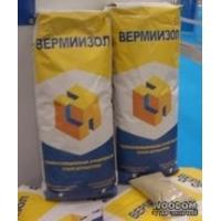 Теплоизоляционные штукатурные смеси Вермиизол