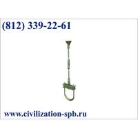 Опоры и подвески для трубопроводов Цивилизация ГОСТ 16127-78