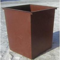 Мусорный контейнер для ТБО 0.75м3