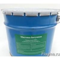 Мастика битумная универсальная МБУ ведро 15 кг