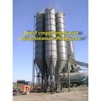 Cилос цементный сварной Розмысел 10-150 тонн