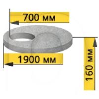 Крышка колодца ПП17-1