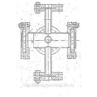 Фонарь смотровой трубопроводный угловой