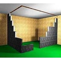 Межкомнатная перегородка под штукатурку Завод теплого бетона Победа простое и быстрое возведение межкомнатных перегородок
