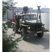 В продаже Урал Лесовозный тягач с площадкой (ДВС ЯМЗ, 6х6, 210 л УРАЛ 4320