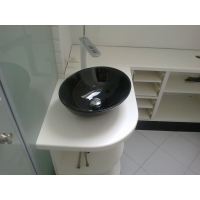 Столешницы для ванной из искусственного камня samsung staron