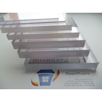 Монолитный поликарбонат (антивандальный) Novattro