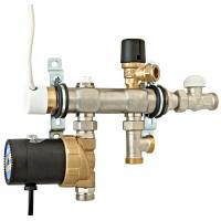 Смесительный узел для водяного отопления Thermotech TMix-XS