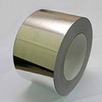 Клейкая лента металлизированная  50мм*10м
