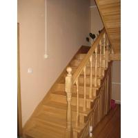 Деревянные лестницы из дуба, ясеня, клёна