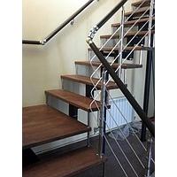 Модульная лестница в  Хабаровске