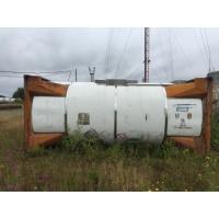 Продается танк-контейнер 20 футов б/у