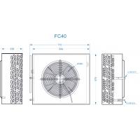 Конденсатор воздушного охлаждения Frigotech