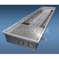 Внутрипольные конвектор Technoheat КВЗ 250-80-2000