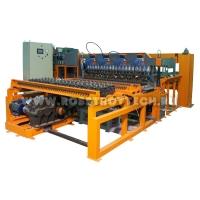 Автоматическая многоточечная машина сварки сеток с бухт НПО Росстройтех 110
