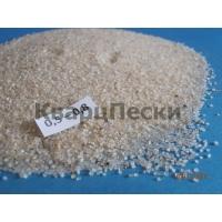 Песок кварцевый фракция 0,5-0,8 мм.  (ТУ) 5717-001-57402391-04