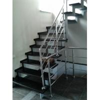 Металлокаркас лестницы открытый Проффи Груп