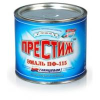Эмаль Престиж ПФ-115 белая (1,9 кг)