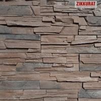 Искусственный облицовочный камень и кирпич Zikkurat