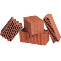 Керамический блок porotherm 25 ПОРОТЕРМ