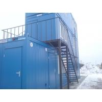 Модульные здания из блок-контейнеров CONTAINEX