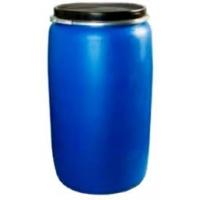 Бочки бу 227 литров с крышкой и хомутом
