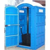Мобильная туалетная кабина (биотуалет)