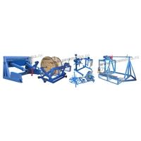 оборудование для перемотки и измерения кабеля ООО Смол